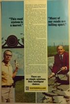 Vintage Advertisement - Caterpillar - 1979 - $4.99