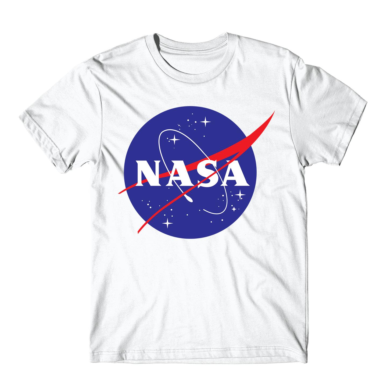 "Official NASA Insignia ""Meatball"" Logo T-Shirt - T-Shirts ..."