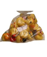 Bag of 25 Rubber Ducks - $10.00