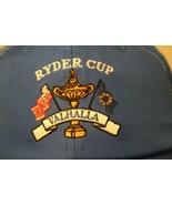 seven under Pukka PGA Golf Ryder Cup Valhalla Blue White Dad adj Cap Hat... - $19.95