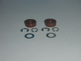 Bifinett Kompernass Bread Maker H-Duty Pan Seal Kits for Model KH2231 (7... - $25.23