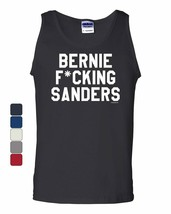 Bernie F*cking Sanders Tank Top Vote Democrat 2020 Elections Sleeveless - $12.25+
