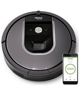 iRobot R960020 Roomba 960 Wi-Fi Connected Bagless Robot Vacuum - Gray - $445.06