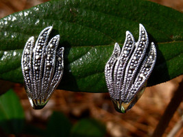 Metaphysical magickal monkey paw earrings of supernatural powers and wealth - $21.60
