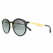 Ray ban Sonnenbrille Emma Rb4277 6306/T3 51 Schwarz/Gold Polarisiert - $119.12