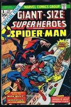 Giant Size Super Heroes #1 ORIGINAL Vintage 1974 Marvel Comics Spider-Man - $46.60