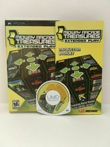 Midway Arcade Treasures Extended Play (Sony PSP, 2005) CIB, USA SELLER - $10.14