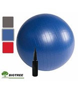 Bigtree Exercise Ball Extra Thick Yoga Ball Chair, Anti-Burst Heavy Duty... - $14.76