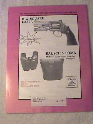 1993 GALATI INTERNATIONAL ,CATALOG,BOOK,SHOOTING SUPPLY