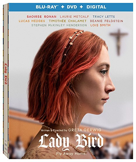 Lady Bird [Blu-ray+DVD+Digital HD, 2018]