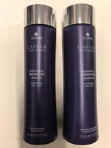 NEW Alterna Caviar Anti-Aging Replenishing Moisture Duo 8.5 oz Each - $37.99