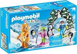 Playmobil Ski Lesson Building Set - $19.99