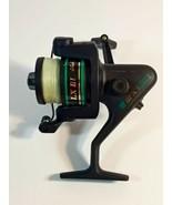 2 Reels!! Shakespeare LXIII Fishing Reel & Synergy 10 Reel (Gear Ratio 5... - $19.59