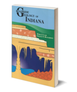 Roadside Geology of Indiana ~ Rock Hounding and Gold Prospecting - $17.95