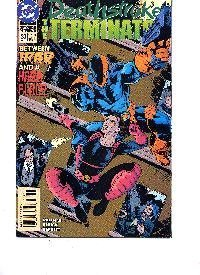 Deathstroke the Terminator #37 DC [Comic] [Jan 01, 1996] No information availabl