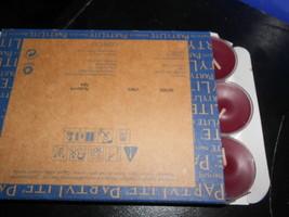 Partylite Tealights dozen (new) MULBERRY - $16.55