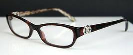 Tiffany & Co TF2042 Dark Tortoise Eyeglass Frame 51-16-135 - $87.25