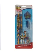 Toy story 7 piece stationery set thumbtall
