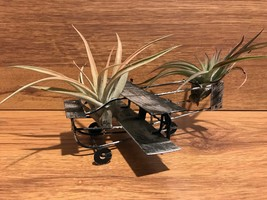 Tilla Critters Orville & Wilbur One of a Kind Airplant Creations by Chil... - $16.00