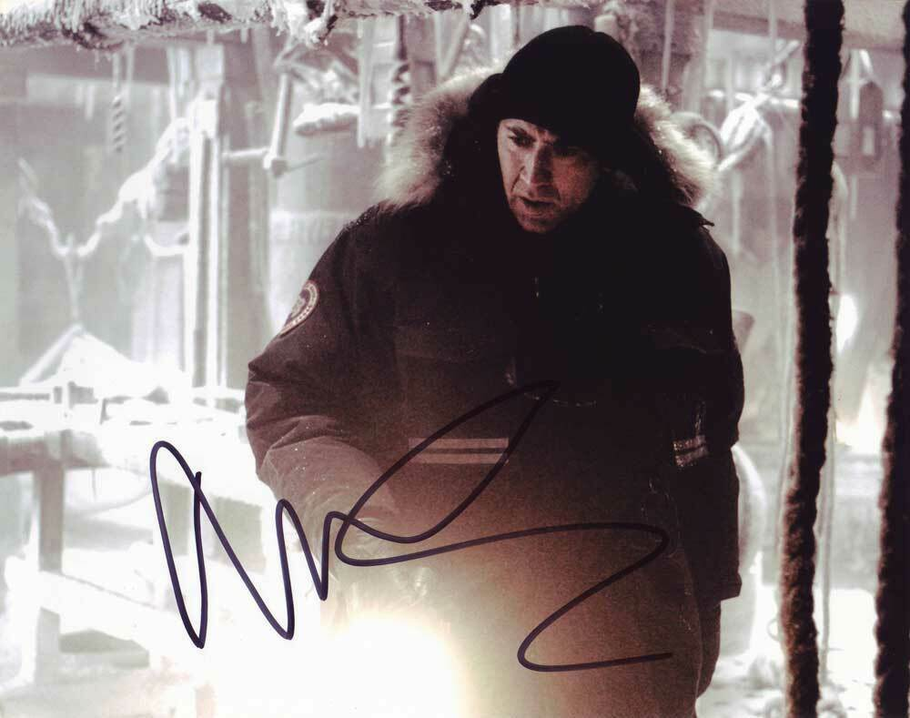 Primary image for Nicolas Cage In-person AUTHENTIC Autographed Photo COA SHA #40815
