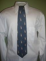 WEMBLEY GOLF Novelty Sports Neck Tie Blue Navy - $14.85
