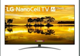 "LG 65SM9000PUA Nano 9 Series 65"" 4K Ultra HD Smart LED NanoCell TV (2019) - $1,198.59"