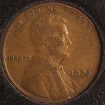 1932 Lincoln Wheat Back Penny VG #870 - $0.89