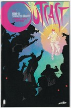 Outcast #42 Shining Too Brightly August 2019 Image Robert Kirkman - $3.89