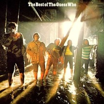 THE GUESS WHO - BEST OF - Gently Used CD - 14 Songs - FREE SHIP - $9.99