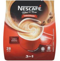 NESCAFE 3 in 1 Original Blend & Brew Instant Coffee 2 PACKS! 56 STICKS E... - $39.90