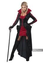 California Costumi Assetati di Sangue Vixen Vampiro Adulto Halloween 01541 - $43.41