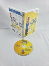 Your Shape: Featuring Jenny McCarthy (Nintendo Wii, 2009) Tested Working - $4.40