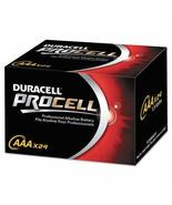 Procell Alkaline Batteries, Aaa, 24/box By: Duracell - $15.51
