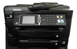 Epson WorkForce WF-3640 All-in-One inkjet Printer Scanner Copier Faxer E... - $100.00