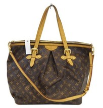 Authentic Louis Vuitton Monogram Palermo GM Tot... - $940.50