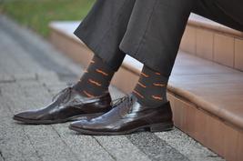 Mustache Socks - $8.40