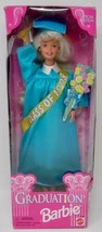 1998 Graduation Barbie Class NIB Mattel Doll Comes With Accessories Collectible - $25.00