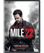 Mile 22 DVD 2018 Brand New Sealed - $8.50