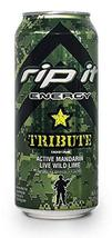 Rip It Energy Drinks Tribute Editions (Tribute, 6 Cans) - $5.94