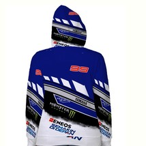 JL99 Lorenzo Monster Hoodie Fullprint for women - $40.99+