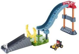 Fisher-Price Disney Mickey & the Roadster Racers, Sky-High Stunt Jump - $24.70