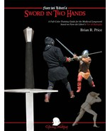 Sword in Two Hands - A Color Training Guide / longsword of Fiore dei Lib... - $145.00