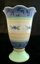 Pfaltzgraff Summer Breeze Vase - $24.00