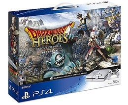 SONY PlayStation 4 Console Dragon Quest METAL SLIME EDITION 500GB Japan ... - $643.50