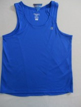 Champion Powertrain Women Top M Bluet Sleeveless Polyester 1847 - $6.32