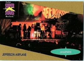 JEFFERSON AIRPLANE - Pro Set Super Stars Trading Card - $2.85