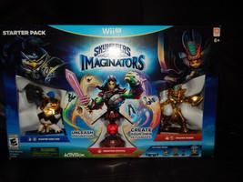 New! Skylanders Imaginators - Wii U Starter Pack Free Shipping - $19.79