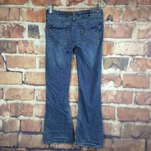 Silver Jeans Aiko Flare Jeans Womens Size 28 Distressed  - $42.56