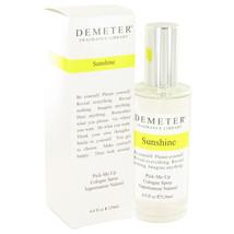 Demeter Sunshine Cologne Spray 4 Oz For Women  - $42.19
