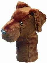 Chocolate Lab  Daphne Head Cover 460cc Drivers and Fairway Woods - $24.70